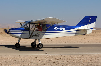 4X-OFH - Private Rans S-6, 6S / 6ES Coyote II