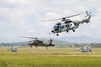 1004 - Mexico - Air Force Eurocopter EC725 Caracal