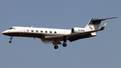 B-8108 - Deer Jet Gulfstream Aerospace G-V, G-V-SP, G500, G550
