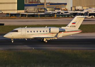 RA-67238 - AK Bars Aero Bombardier CL-600-2B16 Challenger 604