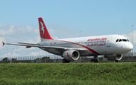 CN-NMF - Air Arabia Airbus A320 aircraft