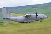 2704 - Romania - Air Force Alenia Aermacchi C-27J Spartan aircraft
