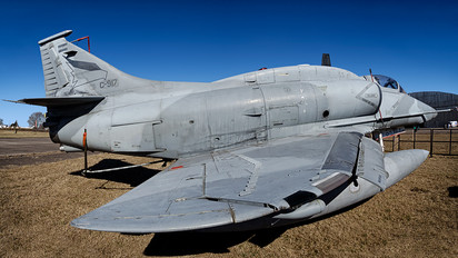 C-917 - Argentina - Air Force McDonnell Douglas A-4 Skyhawk