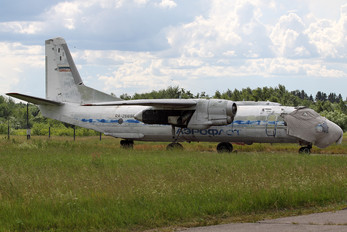 RA-26698 - Russia - Navy Antonov An-26 (all models)