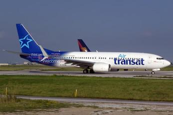 C-GTQB - Air Transat Boeing 737-800