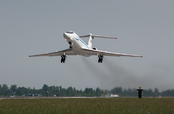 RF-12000 - Russia - Navy Tupolev Tu-134UBL