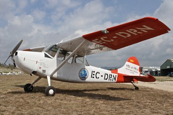 EC-DRN - Private Cessna L-19/O-1 Bird Dog