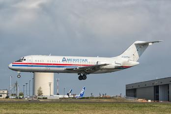 N785TW - Ameristar Air Cargo Douglas DC-9(F)