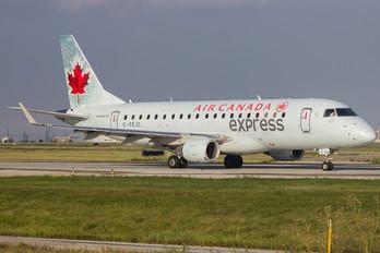 C-FEJC - Air Canada Express Embraer ERJ-170 (170-100)