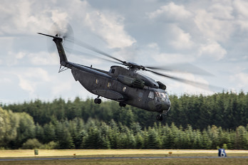 84 90 - Germany - Army Sikorsky CH-53G Sea Stallion