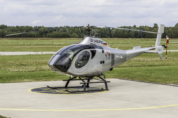 D-HSPC - S.P. Helicopter-Service Schweizer 333