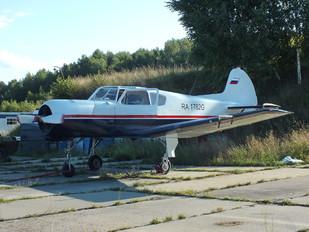 RA-1782G - DOSAAF / ROSTO Yakovlev Yak-18T