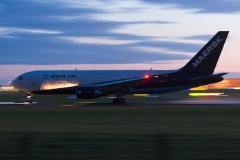OY-SRH - Star Air Freight Boeing 767-200F