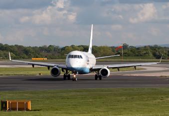 G-FBJI - Flybe Embraer ERJ-175 (170-200)