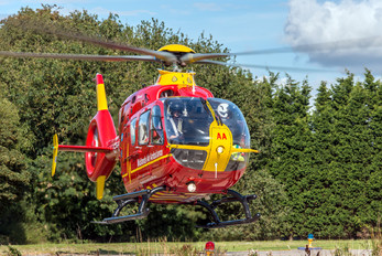 G-EMAA - Midlands Air Ambulance Eurocopter EC135 (all models)