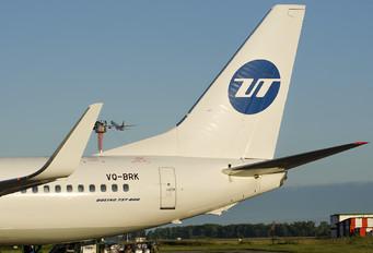 VQ-BRK - UTair Boeing 737-800