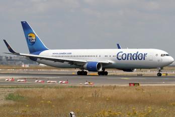 D-ABUH - Condor Boeing 767-300ER