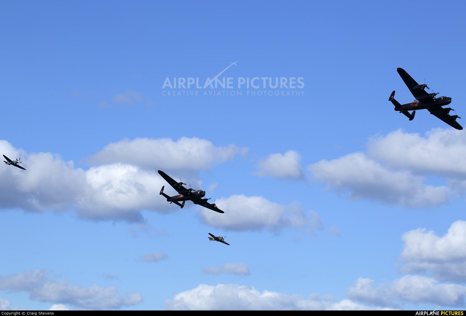 Canadian Warplane Heritage C-GVRA aircraft at Dawlish