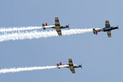 - - Mexico - Air Force Hawker Beechcraft T-6A Texan II aircraft