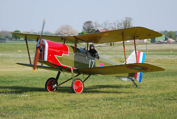 54-AFK - Private Royal Aircraft Factory S.E.5A