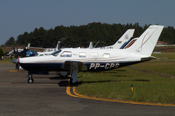 PP-CPS - Private Piper PA-46 Malibu / Malibu Mirage / Matrix