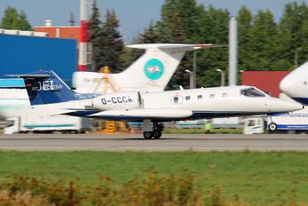 D-CCCA - Jet Executive Learjet 35