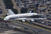 9V-SKN - Singapore Airlines Airbus A380 aircraft