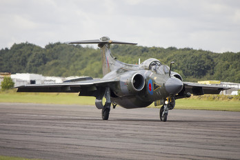 XW544 - Royal Air Force Blackburn Buccaneer S.2B
