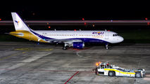 UR-YAD - 4YOU Airlines Airbus A320 aircraft