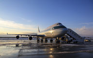 B-HOP - Cathay Pacific Boeing 747-400 aircraft