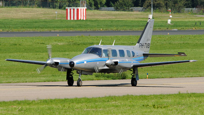 PH-TVB - Private Piper PA-31 Navajo (all models)