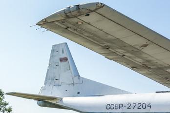 RA-27204 - Aeroflot Antonov An-8