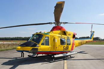 R-01 - Netherlands - Air Force Agusta / Agusta-Bell AB 412