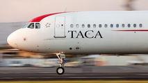 N566TA - TACA Airbus A321 aircraft