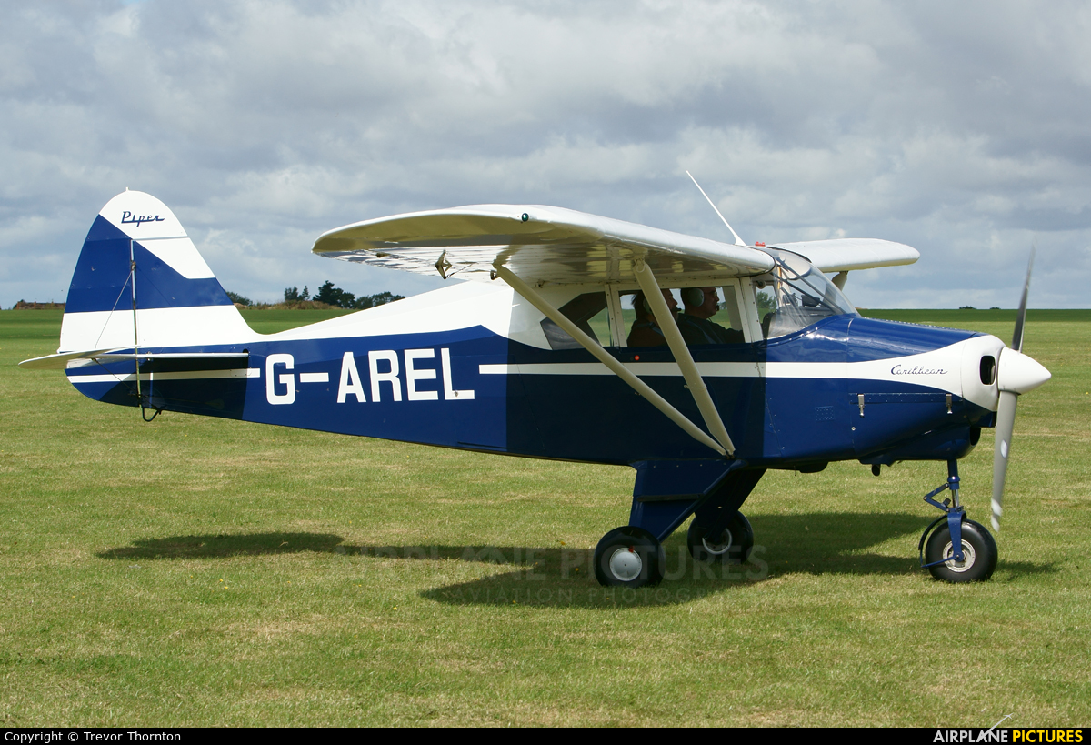 Piper PA-22 Caribbean Photos | Airplane-Pictures net