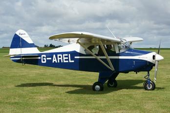 G-AREL - Private Piper PA-22 Caribbean