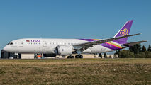 HS-TQB - Thai Airways Boeing 787-8 Dreamliner aircraft