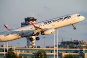 TC-JSJ - Turkish Airlines Airbus A321 aircraft