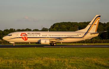 SX-ATF - Gainjet Boeing 737-400