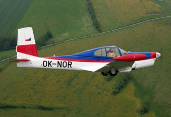 OK-NOR - Aeroklub Zbraslavice Orličan L-40 Meta Sokol