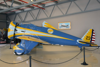 NX3378G - Private Boeing P-26A Peashooter