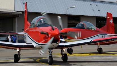 A-939 - Switzerland - Air Force Pilatus PC-7 I & II
