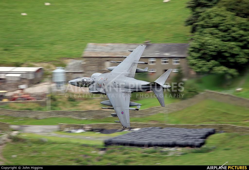 Royal Air Force ZD466 aircraft at Undisclosed Location