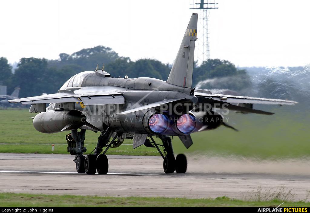 Royal Air Force XX146 aircraft at Coltishall