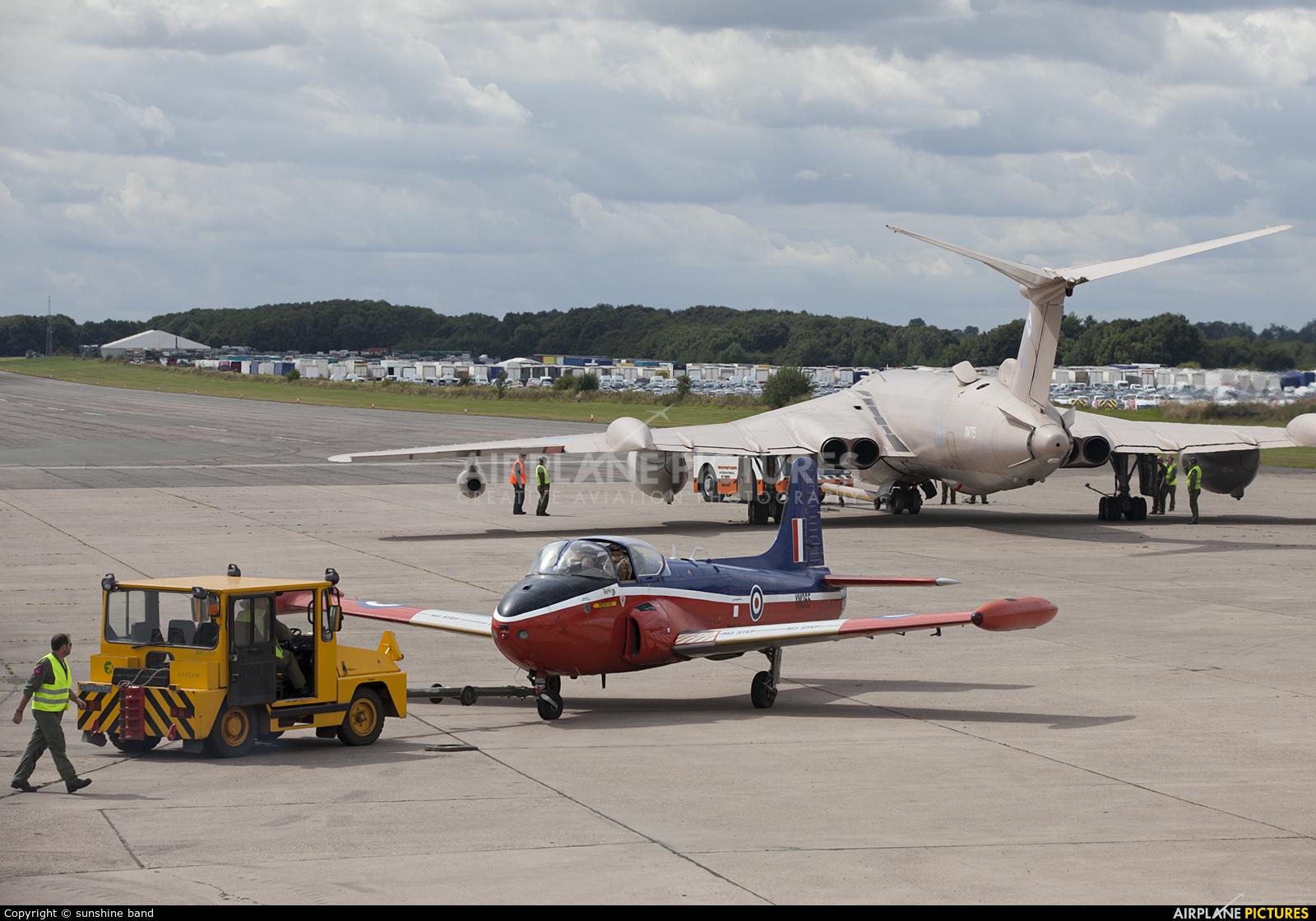 Private XM365 aircraft at Bruntingthorpe