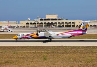 HS-OQA - Nok Air de Havilland Canada DHC-8-400Q / Bombardier Q400