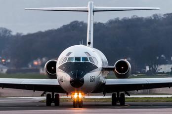 160051 - USA - Navy McDonnell Douglas C-9B Skytrain II