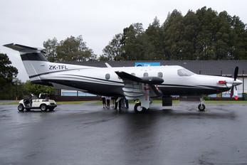 ZK-TFL - Private Pilatus PC-12