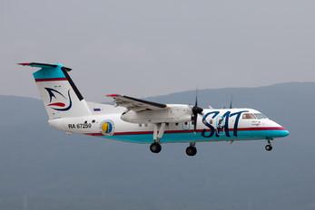 RA-67259 - SAT Airlines de Havilland Canada DHC-8-200Q Dash 8