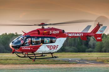 D-HDPP - Luftrettung Eurocopter EC145